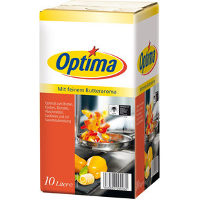 Optima mit feinem Butteraroma, 10-Liter-Bag in Box
